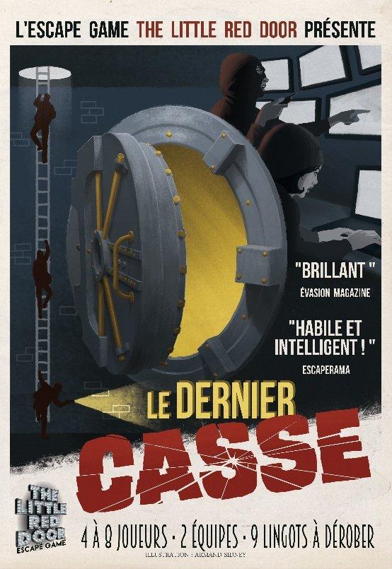 LE DERNIER CASSE <br><br>