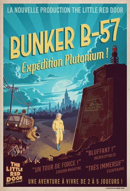 BUNKER B-57 : EXPÉDITION PLUTONIUM !