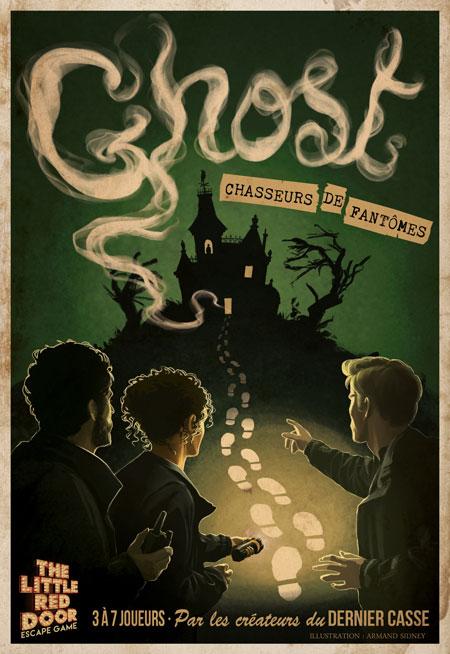 GHOST : chasseurs de fantômes